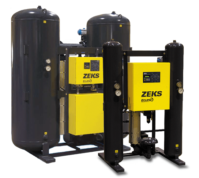 Regenerative Desiccant Dryers
