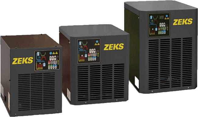 ZEKS Non-Cycling Refrigerated Dryer